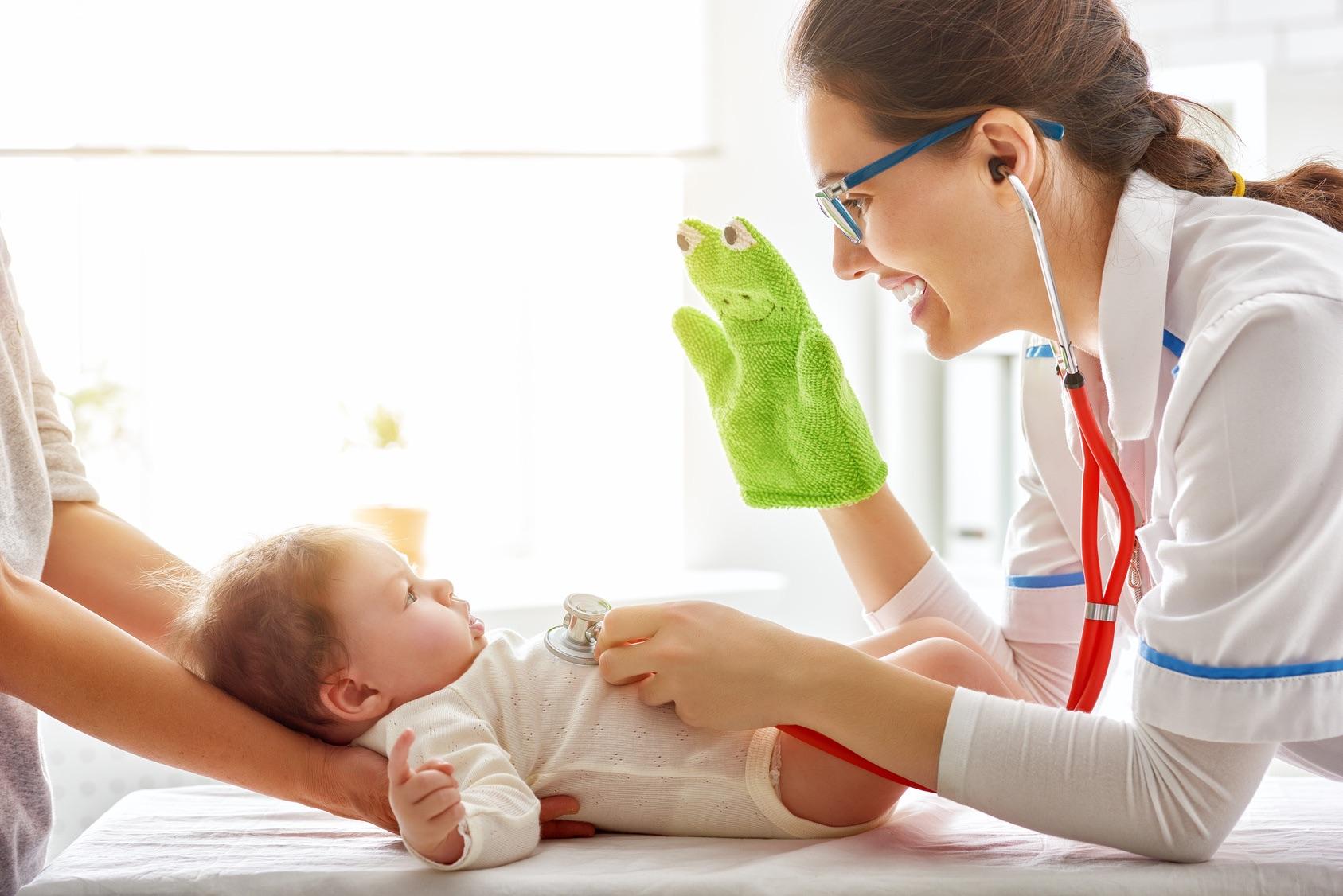garde bébé à la journée