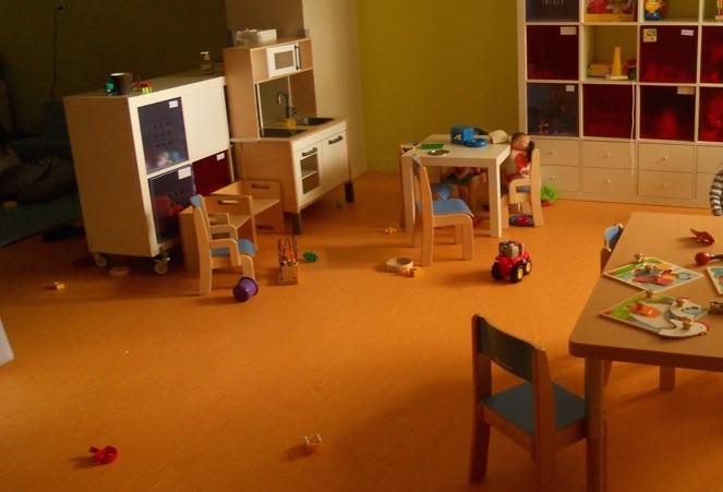 Entre Camsp Et Structures Petite Enfance Enfant Différent